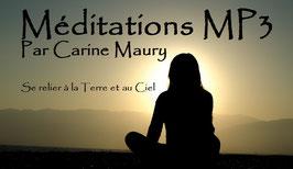 """Méditation """"Se relier à la terre et au ciel"""" (format MP3)"""