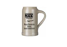 """Bierkrug aus Steinzeug 0.5l """"Ummirucka!"""""""
