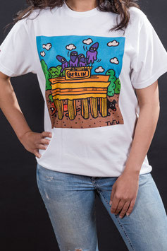 T-Shirt : BERLIN - Brandenburger Tor