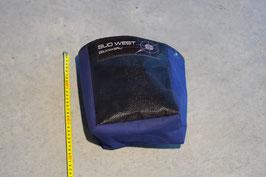 Stowbag donkerblauw/zwart 25x20x8cm