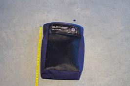 Stowbag donker blauw/zwart 35x15x8cm