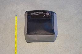 Stowbag zwart/grijs 25x20x8cm