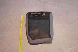 Stowbag grijs/zwart, 35x15x8cm