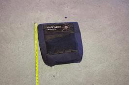 Stowbag donker blauw/zwart, 30x15x8cm