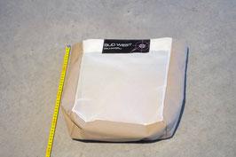 Stowbag wit/zandkleur 35x30x10cm