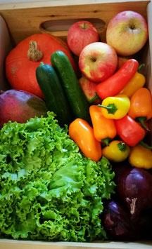 Obst-Gemüsekiste