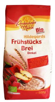 BIO HILDEGARD FRÜHSTÜCKSBREI DINKEL 500G AM06426
