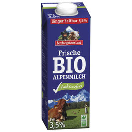 Haltbarmilch, 1l