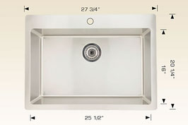 T208025  Drop In / Flush Mount
