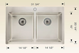 T208026  Drop In / Flush Mount