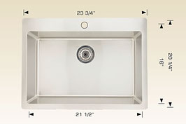 T208024  Drop In / Flush Mount