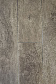 """Midnight Walnut"" - Laminate Flooring Sample"