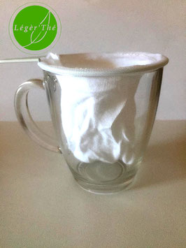 Filtre à thé Chaussette