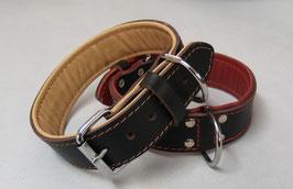 Halsband in twee kleuren