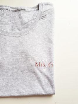 Future Mrs oder Mrs