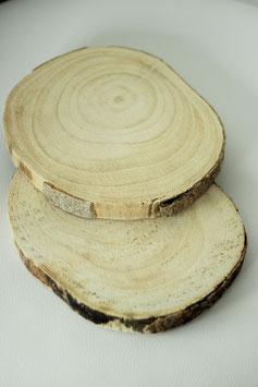 Baumscheiben verschiedene Größen