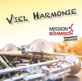 CD Mission Böhmisch - Viel Harmonie