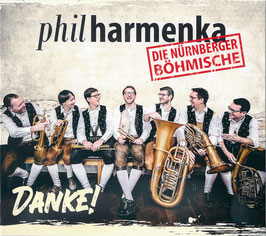 CD Philharmenka - Die Nürnberger Böhmische - DANKE!
