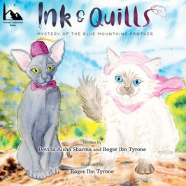 Ink & Quills - The Mystery of the Blue Mountains Panther