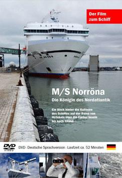"""DVD """"M/S Norröna - Die Königin des Nordatlantik"""" (Deutsche Version)"""