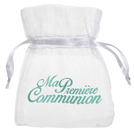 Sachet Communion Organdi