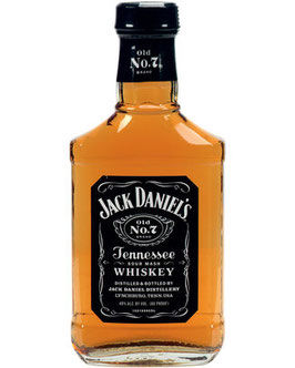 Whisky  JACK DANIEL S FLASK 40° 20CL