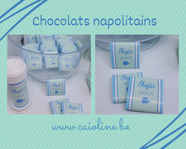 Chocolats napolitains