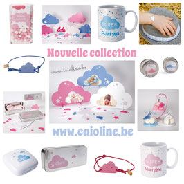 Collection nuages  2018