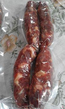 salsiccia dolce 350 gr circa