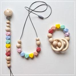 "Baby & Mama Set ""Rainbow"""