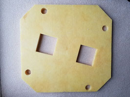 Isolierplatte 3 cm Steinwolle - Pellematic