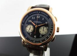 A. Lange & Söhne 1815 Chronograph Flyback Rosegold 401.031