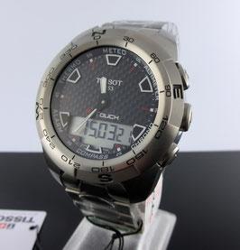 Tissot T-Touch Expert Titanium Watch T13.420.44.201.00