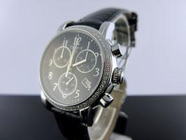 Tissot Dressport Lady Chronograph Diamond bezel T050.217.16.052.01