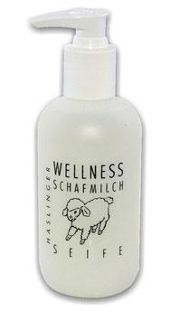 Schafmilch-Seife flüssig 200 ml