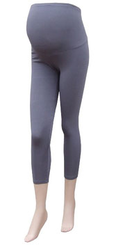 Gregx Maternity 3/4 Leggings - Grey