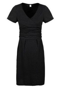 Grace Maternity Dress DR99 - Black