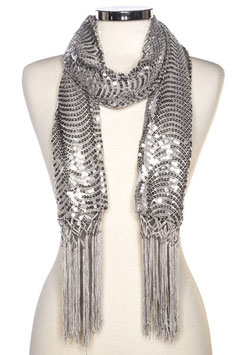Scarf Style: 48983 Silver