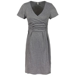 Grace Maternity Dress DR99 - Gray