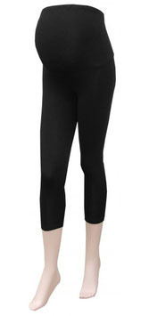 Gregx Maternity 3/4 Leggings - Black