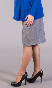 "Gregx Maternity Skirt ""Tofa"" - Gray"