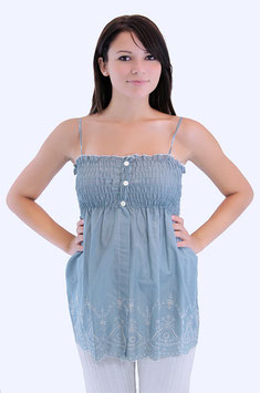 TM Top Sleeveless - Model 3522