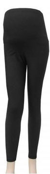 Gregx Maternity Winter Leggings - Black
