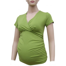"Gregx Maternity Top ""Kalia"" - Green"