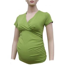 "Gregx Maternity Top ""Kalia"" - Green"