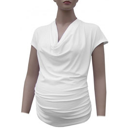 "Gregx Maternity Top ""Bagi"" - White"