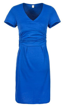 Grace Maternity Dress DR99 - Blue