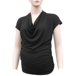 "Gregx Maternity Top ""Bagi"" - Black"