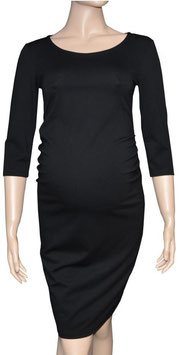 "Gregx Maternity Dress ""Demba"" - Black"