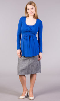 "Gregx Maternity Skirt ""Elwia"" - Gray"